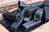 Machine à briquetage au charbon de bois à la biomasse / Machine à briquettes aux rizières