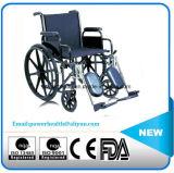 Дешевые цены хромированная сталь инвалидной коляске