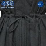 Form-Dame-Spitze-Kleid-Schwarzes