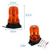 10-110V het Amber LEIDENE van gelijkstroom 5.2inch Lichte Baken van de Stroboscoop met 30 LEDs