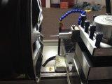 Токарный станок с ЧПУ, полировка обода колеса, алюминиевый обод полировка
