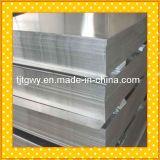 Het opgepoetste Blad van de Spiegel van het Aluminium/Prijs van het Blad van het Aluminium