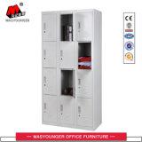 Uso de trabalhadores de boa qualidade 12 Door Steel Locker