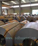 Huaye 2017 a laminé à froid la bobine de l'acier inoxydable 201