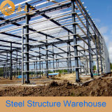 Prefabricados de estructura de acero de almacenes (SSW-50)