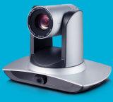 Auto câmera de seguimento da videoconferência para o Tele-Education
