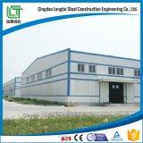 Structure en acier Entrepôt (LTL182)