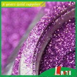 Klares Color High Reflective Glitter Powder für Wallpaper