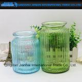 Искусствоо вазы нашивки стеклянное для домашних украшения и подарка
