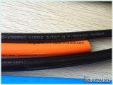 オイルの抵抗力がある高圧ナイロンホース900bar