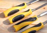 установленные зубила лопаты профессионального ручного резца 6PCS деревянные (JL-WCS6)