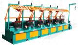 Alta velocidade e baixo ruído de máquinas de trefilação de arame tipo da Polia