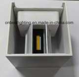 Adjustable Hot Salts 6W LED Wall Light in IP65