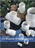 Norme australienne de filigrane de marque d'ère de garnitures de pression de PVC AS/NZS1477