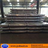Vente d'usine galvanisé plaque en acier recouvert de feuille