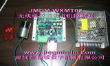 2 het Controlemechanisme van de Motor van de as met Draadloze Verre Functie