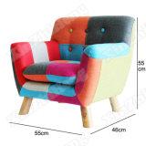 La gomma piuma all'ingrosso del salone della mobilia del bambino della fabbrica della Cina scherza il sofà