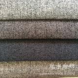 95% Polyester et 5% Nylon Composition Imitation Linen pour Sofa