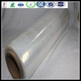 23mic película de estiramento da película LLDPE do envoltório da pálete do molde LLDPE