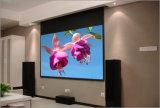 /Projecteur Projetion électrique de l'écran Écran avec Watte blanc