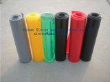 회색 노란 또는 녹색 PVC 지구