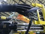 R13/R15 vier oder sechs Draht-gewundener hydraulischer Hochleistungsschlauch