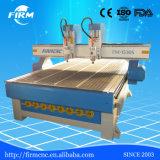 Macchina di legno 1530 del router di CNC della Doppio-Testa