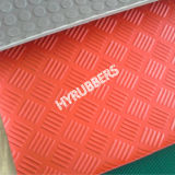 Rubber antirresbaladizo Mat para Parking Lot