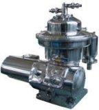 Центробежка стога диска при вспомогательное оборудование используемое для сливк сконцентрировала в безводном процессе рафинировки масла