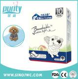 Pista de lujo absorbible del perrito de los productos del animal doméstico
