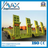 Semi Aanhangwagen van de Container van het Bed van het nut de Lage