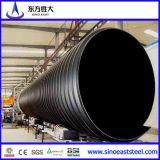 Prezzo ondulato della conduttura di spirale del polietilene di rinforzo acciaio del grande diametro