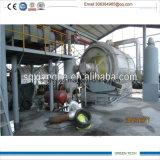 planta de la pirolisis 10ton que recicla el petróleo de Mazut al gasoil