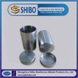 Crisoles para la fundición, crisoles del tungsteno de 6-8L W para el horno