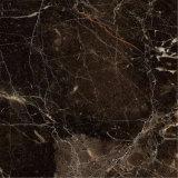 中国暗いEmperador 600X600の磨かれた大理石