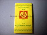 주문을 받아서 만들어진 상표 평야 담배 종이 뭉치 (실리콘껌 없음)