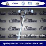Bestyear SL230-420のボートのトレーラー