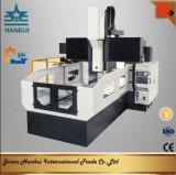 Изготовления филировальной машины колонки двойника Gantry CNC Gmc2203