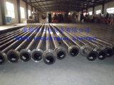 Olho de Engenharia de dragagem do para-lama de UHMWPE PE1000 Tubo de dragagem