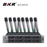 KxD818無線Microphoenのシステム