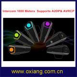 Supporto A2dp e Avrcp della cuffia avricolare di Bluetooth del casco del motociclo IP65