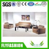 Nuovo sofà di modello di lusso del cuoio delle forniture di ufficio (OF-13)
