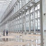 Panel de PIR de bastidor de acero Estructura de Acero Construcción1833