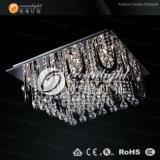 Decken-Kristallleuchter-hängende Beleuchtung (OM304 quadratisches L60 W60cm)
