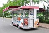 Передвижная тележка еды с красивейшей конструкцией и хорошим качеством (CE)