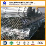 El carbón soldó el tubo de acero/el tubo cuadrado de acero galvanizado/la sección hueco