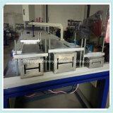 Machine à pulvériser en fibre de verre pour faire de la barre de canaux