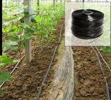 Boyau d'égouttement, boyau d'irrigation par égouttement, boyau agricole agricole d'irrigation par égouttement, boyau de pipe d'irrigation par égouttement, boyau plat d'égouttement de boyau pour l'irrigation par égouttement