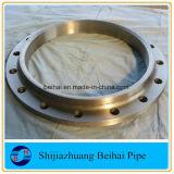 Glissade de l'acier inoxydable BS3292/BS3293 sur la bride de face augmentée par Cl300