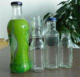 空のガラス瓶またはガラス容器またはガラスの蜂蜜の瓶かガラスの込み合いの瓶または食糧瓶またはメーソンジャーかスパイスの瓶